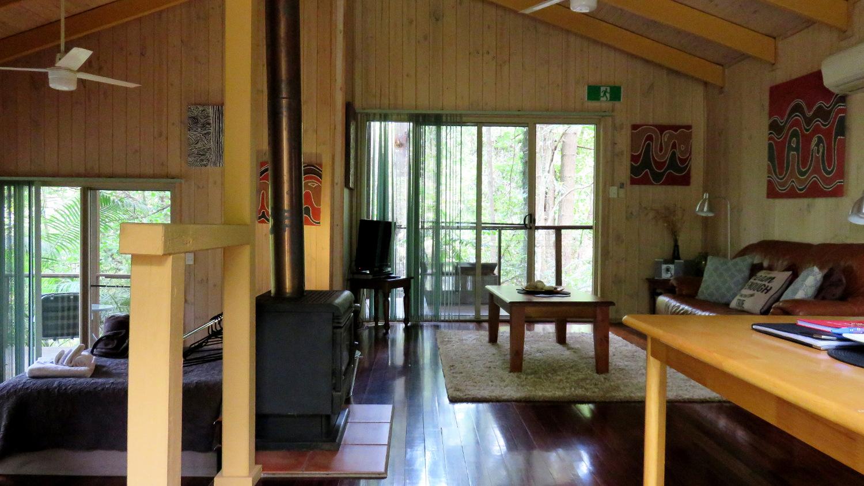 The Escape Cabin Accommodation