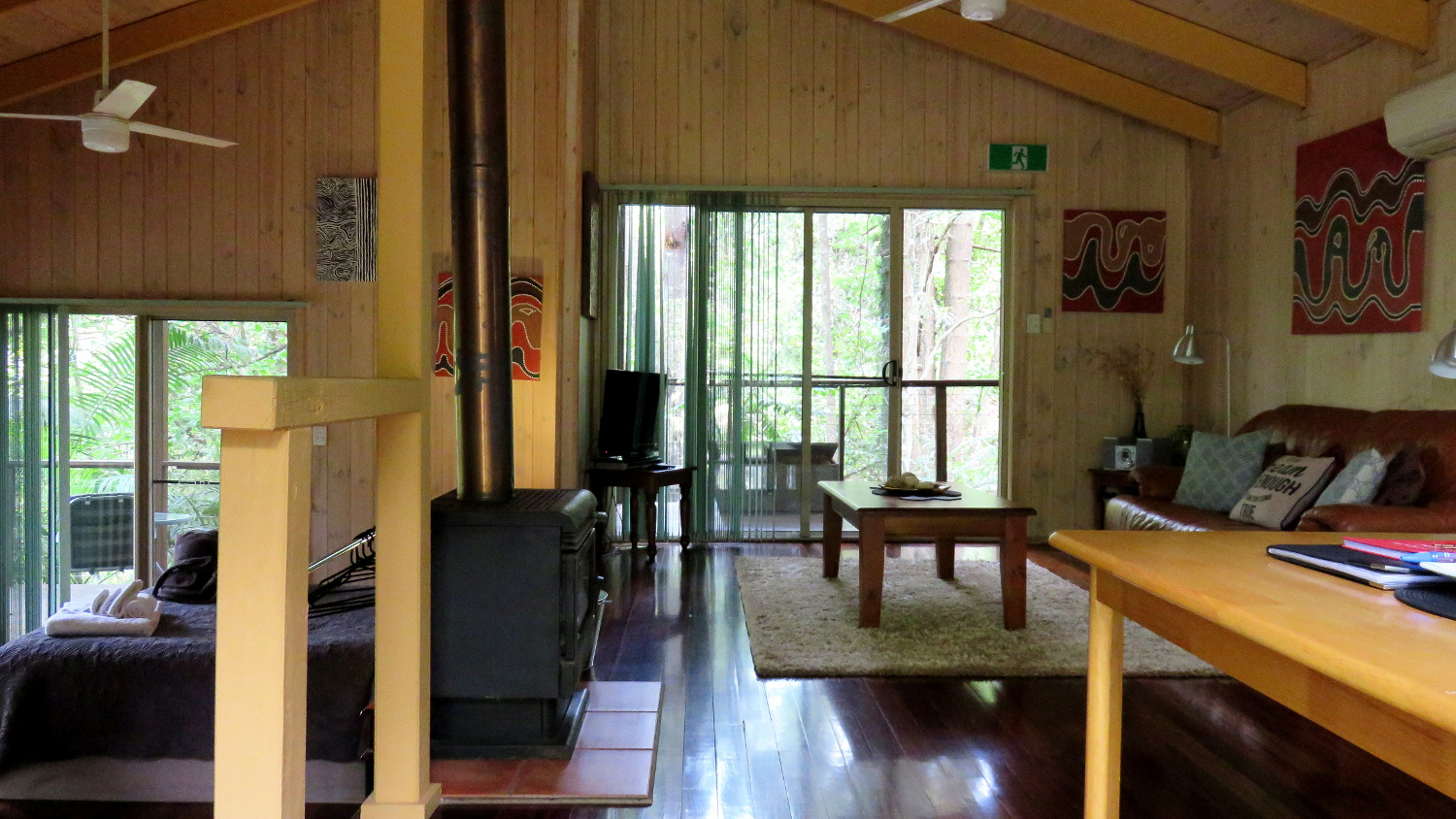 The Escape Cabin Accommodation